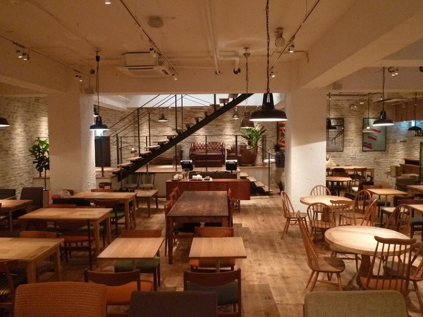 「JINNAN CAFE(東京都渋谷区神南1-17-5」の画像検索結果